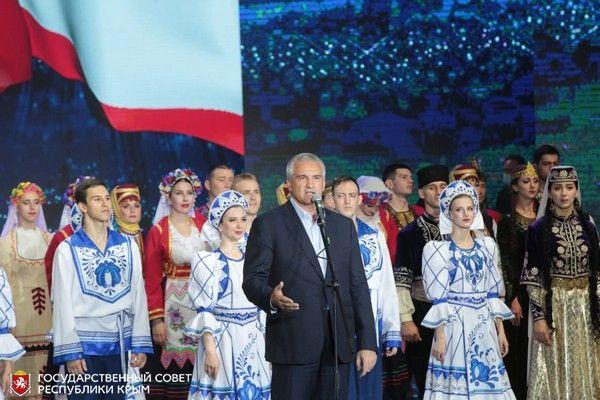 В Ялте прошел гала-концерт XIV Международного фестиваля «Великое русское слово»