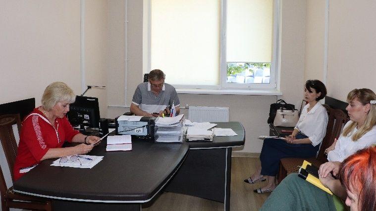 В Государственном архиве Республики Крым состоялось заседание дирекции