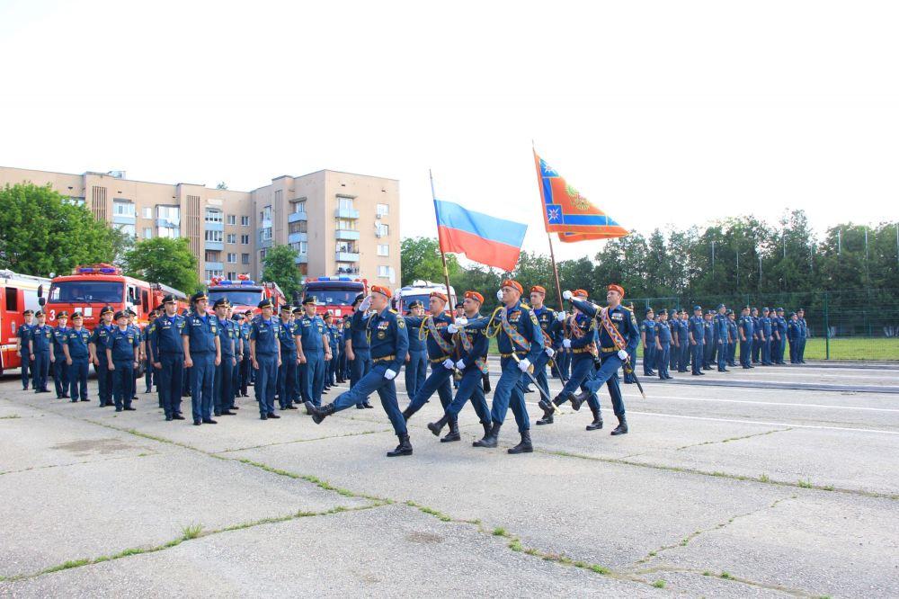 Торжественныe мероприятия в преддверии Дня России