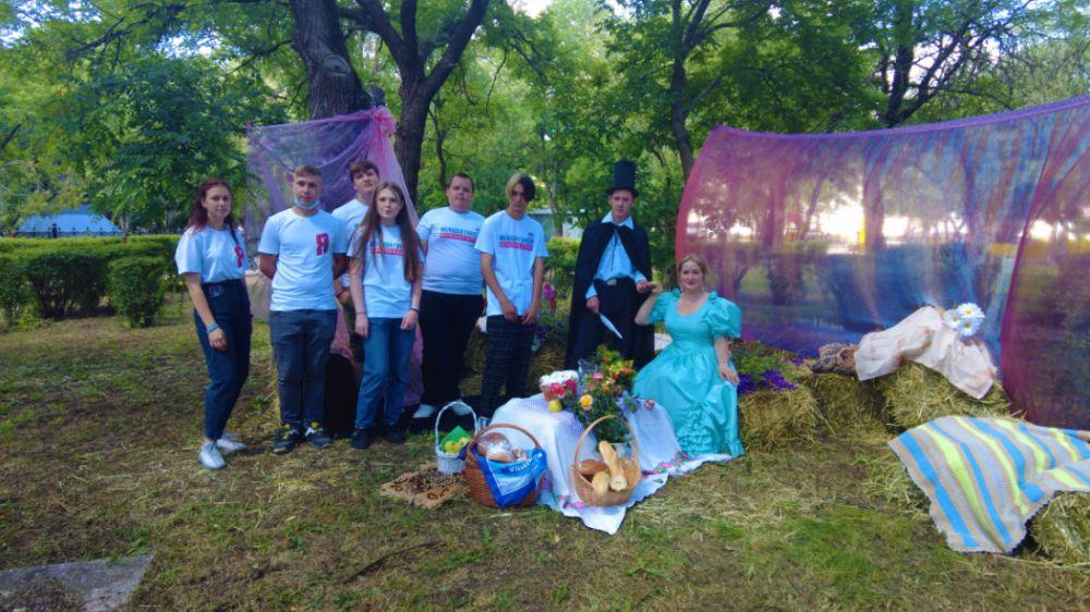 День России:Пушкинский марафон и 6 сказочных станций с заданиями