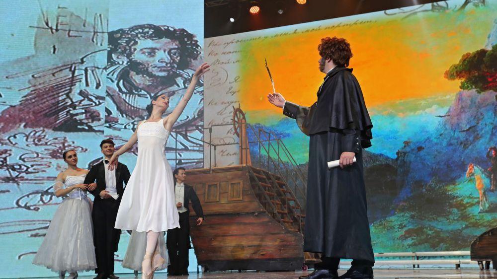 Минкульт Крыма выступил основным организатором масштабного гала-концерта Международного фестиваля «Великое русское слово»