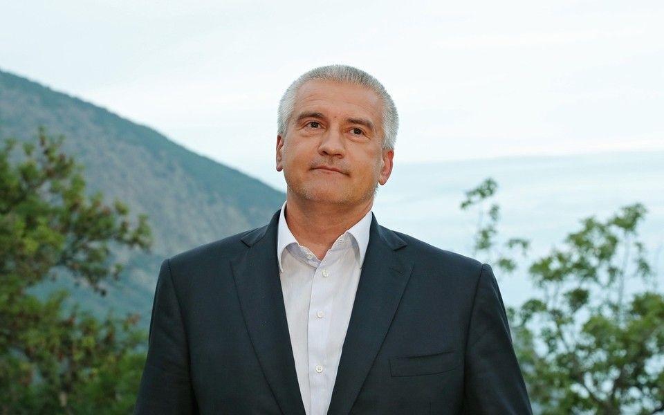 Сергей Аксенов поздравил крымчан с Днем России