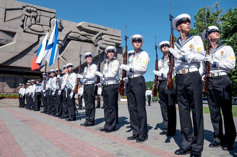 Севастополь в восьмой раз отмечает День России