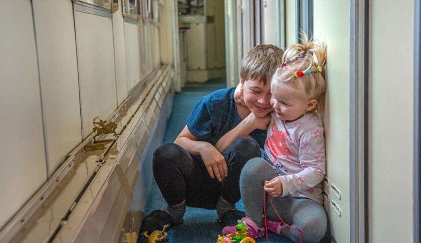 Россияне с детьми выбирают Крым для летних путешествий на поездах