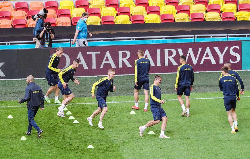 Старт украинцев и дебют северомакедонцев. В воскресенье пройдут три матча Евро