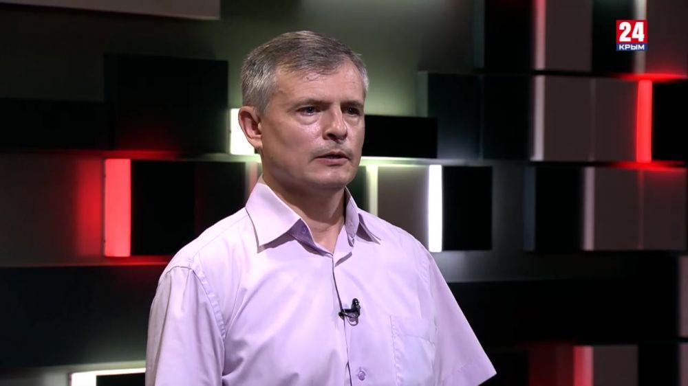 Гость программы «7 дней» - Олег Калиновский