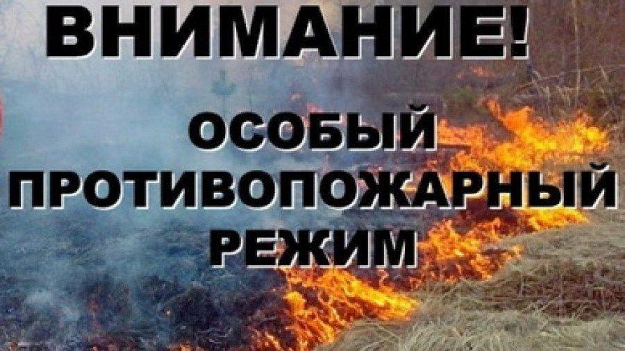 Особый противопожарный режим: Что нужно знать гражданам