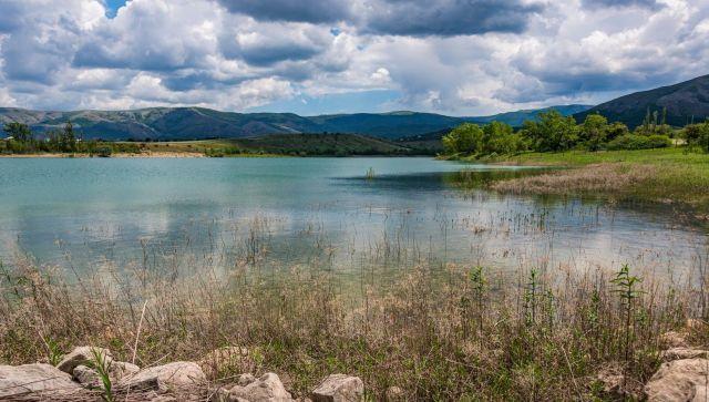 Вододефицит отступает от Симферополя: водохранилища заполняются
