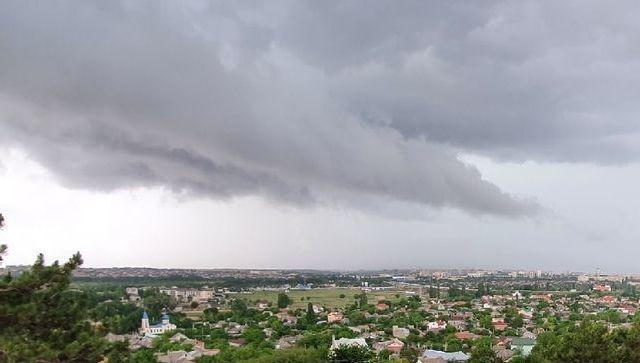 Грозовой июнь: погода в Крыму на понедельник
