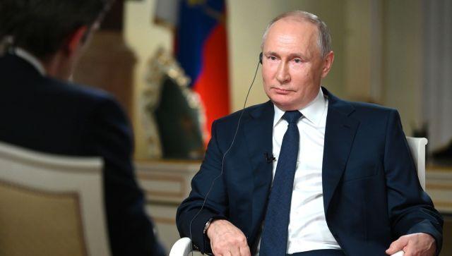 """Путин ответил на вопрос о возможном """"обрушении"""" России после его ухода"""