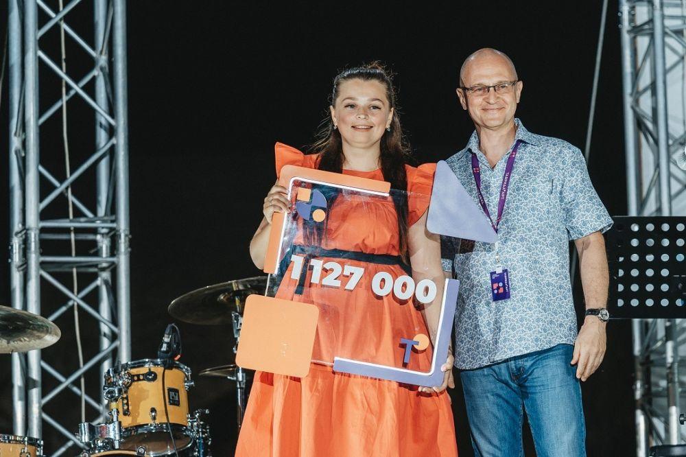 Крымчанка во второй раз выиграла миллион рублей на развитию культуры в селе