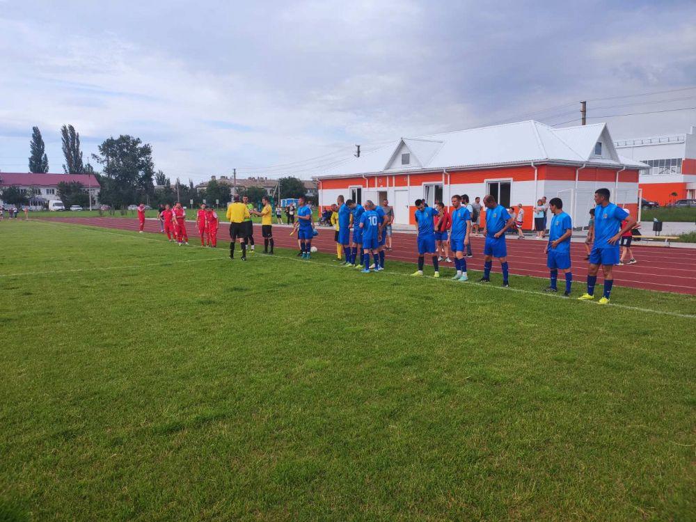Красногвардейский и Бахчисарайский районы сразятся в финале турнира в рамках Года сельского футбола в Крыму