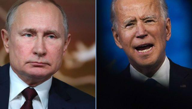Названы основные темы переговоров Путина и Байдена в Женеве