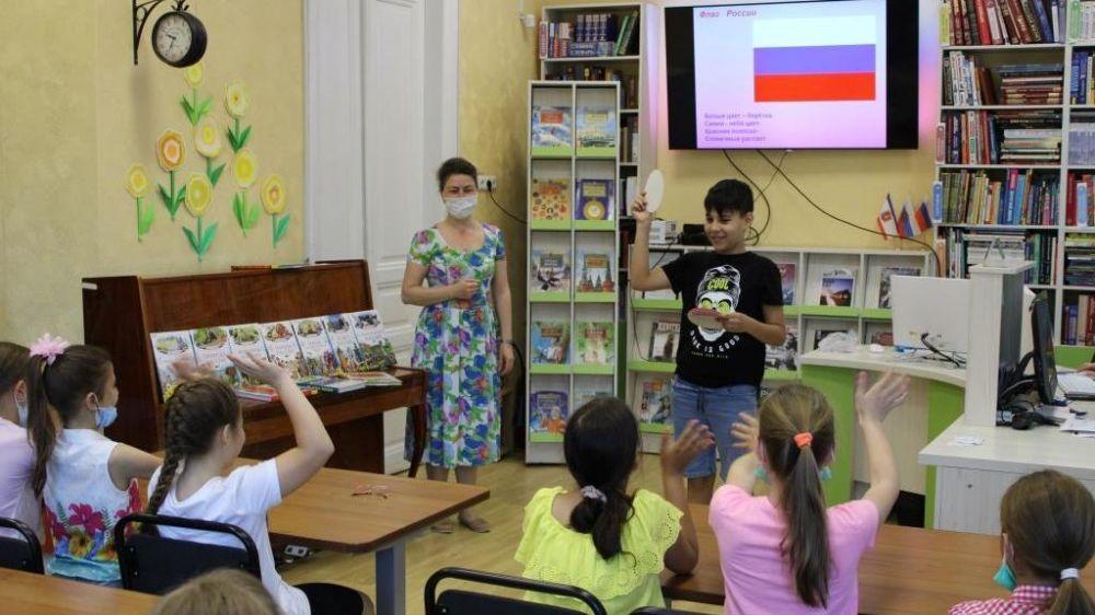При содействии Минкульта Крыма реализован комплекс мероприятий, посвященных Дню России