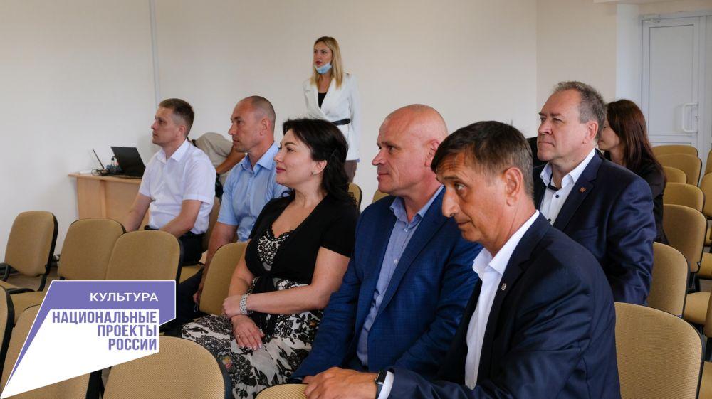 Арина Новосельская: Новый виртуальный концертный зал в Судаке оснащен современным мультимедийным оборудованием и готов принимать первых зрителей