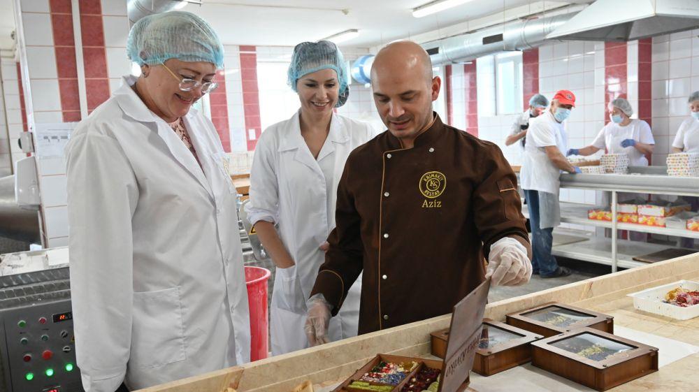 Ирина Кивико: Предприятия Крыма демонстрируют высокий потенциал экспорта продукции