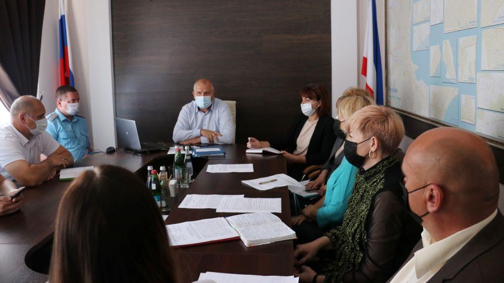 Из-за роста числа заболевших в Крыму планируется введение дополнительных ограничительных мер