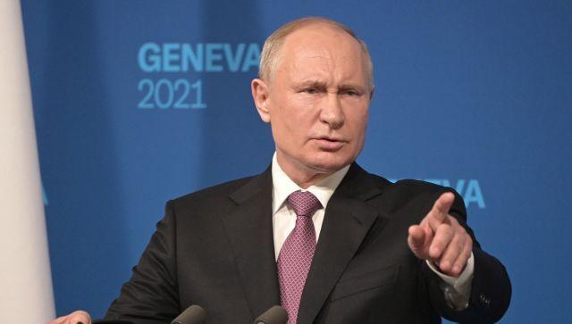 """Путин о внешней политике РФ и США: """"Это мы ведем себя непредсказуемо?"""""""