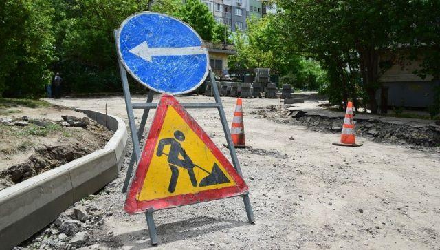 Сколько междворовых проездов отремонтируют в Симферополе