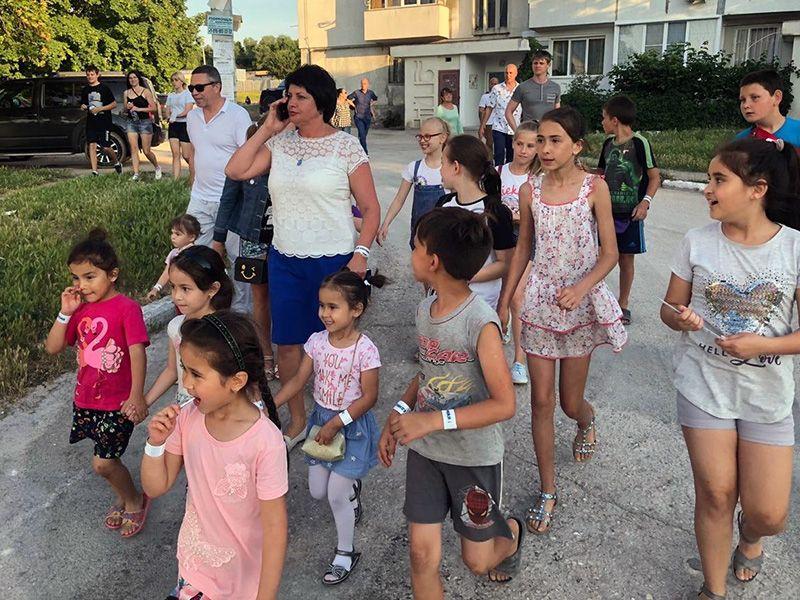 Татьяна Лобач: Севастополь активно реализует поручение президента по обеспечению доступного отдыха для детей