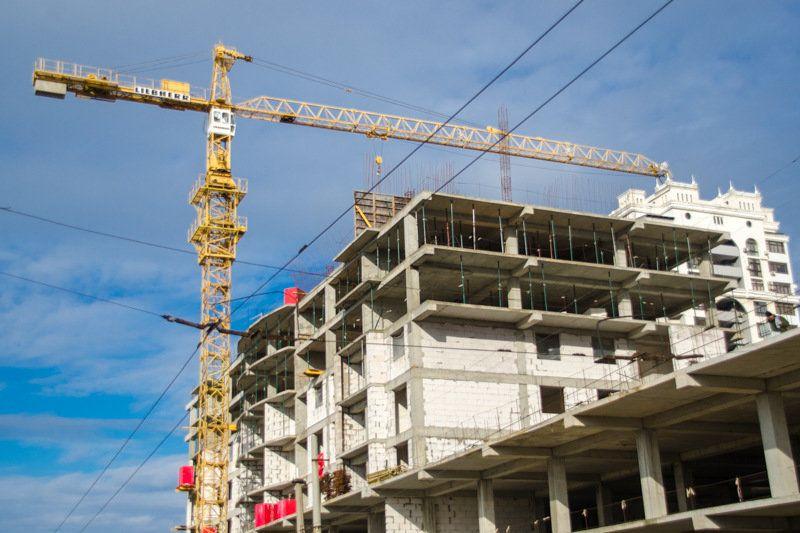В Крыму и Севастополе введут временные правила строительства домов