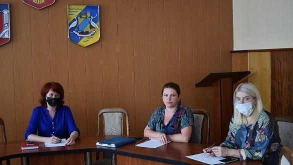 Оксана Морозова провела очередное заседание Комиссии по управлению и распоряжению муниципальным имуществом