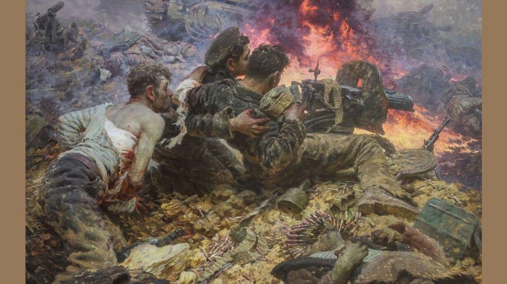 К столетию крымского художника Юрия Волкова в столице Крыма будут представлены выставки