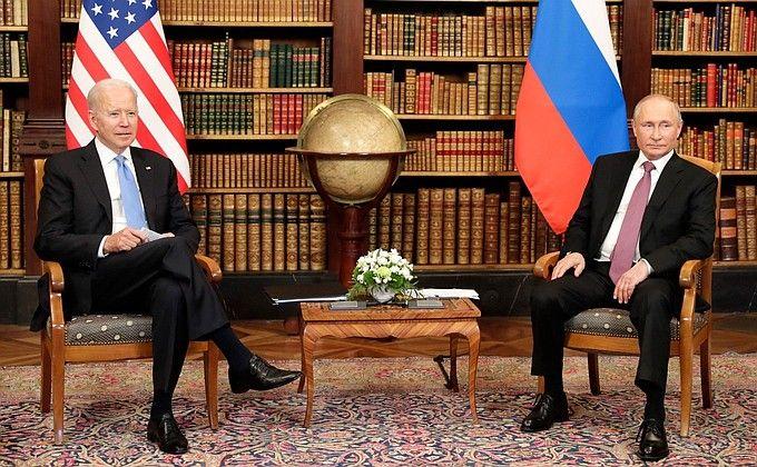 Саммит надежды: о чем говорили президенты России и США
