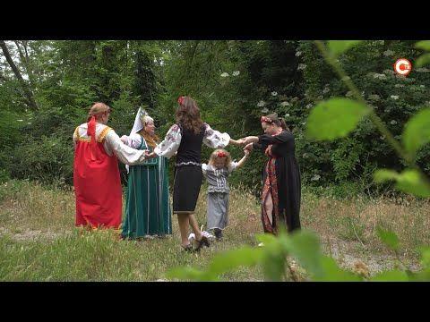 Обряды и значение зеленых святок на Руси (СЮЖЕТ)