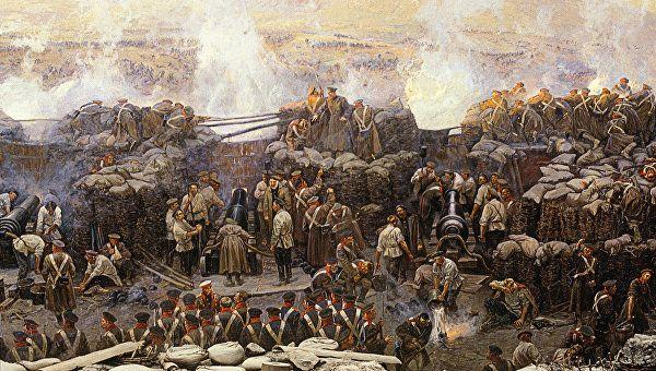 Великая битва Франца Рубо