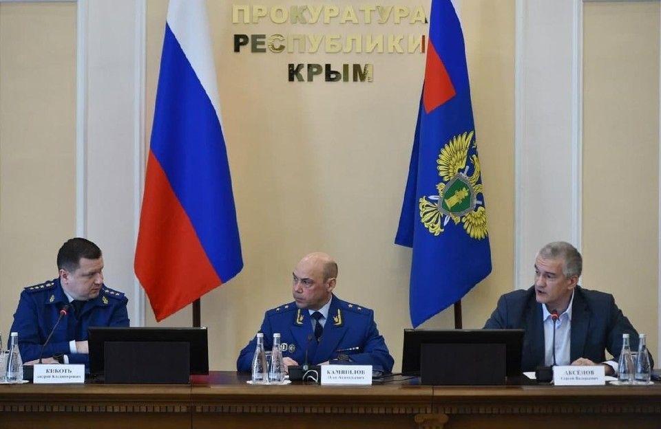 Прокуратура Крыма начала проверку работы чиновников в Керчи