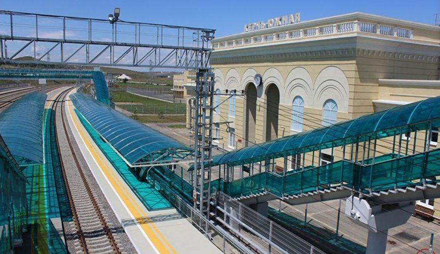 Новая станция Керчь-Южная готова принимать поезда
