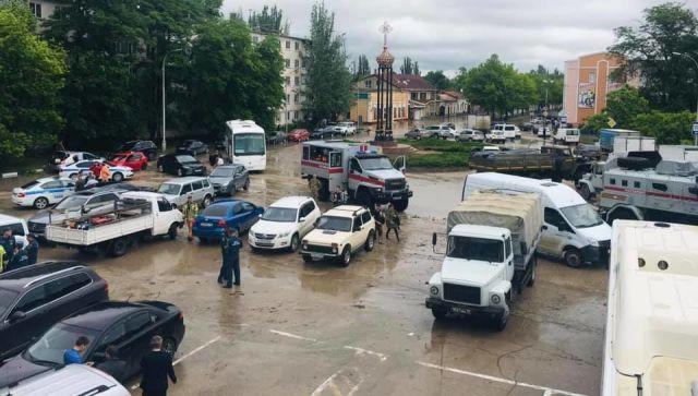 В Крыму объявлена ЧС из-за непогоды - указ Аксенова