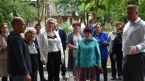 Джанкойский район с рабочим визитом посетил Евгений Кабанов
