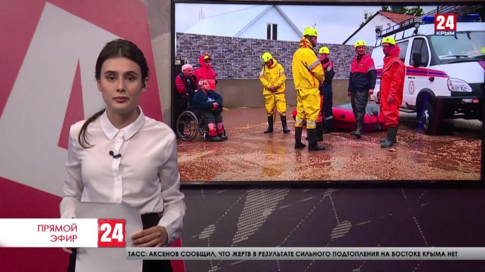 В селе Приозёрное Ленинского района местные жители снова лишились вещей, мебели, документов и домашнего скота
