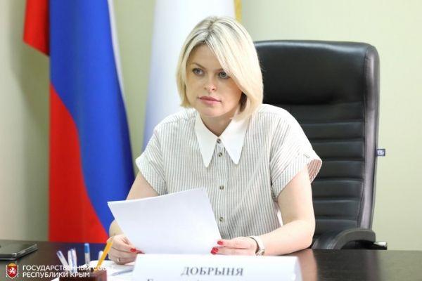 Евгения Добрыня провела прием граждан