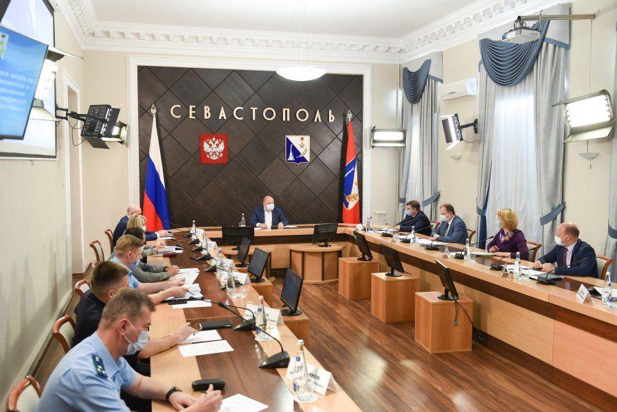 В Севастополе ввели новые ограничительные меры из-за распространения коронавируса