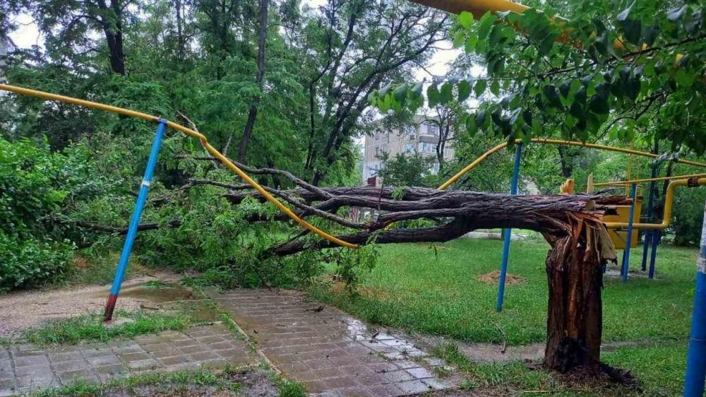 Минтопэнерго РК сообщает о работе в связи с чрезвычайной ситуацией в г. Керчь