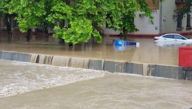 Как Крым борется с наводнением: новые данные МЧС