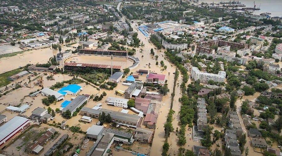 Аксёнов подписал указ об объявлении в Крыму режима ЧС