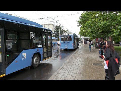 В Севастополе презентовали пилотный проект интеллектуальной транспортной системы (СЮЖЕТ)