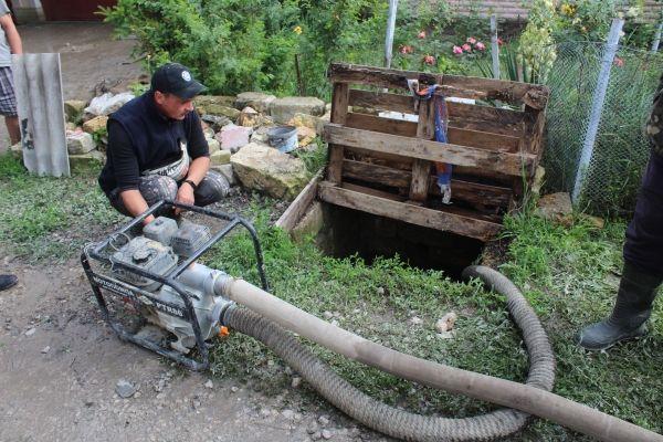 Анна Рубель: Слаженная командная работа позволила оперативно ликвидировать последствия затопления в Белогорске