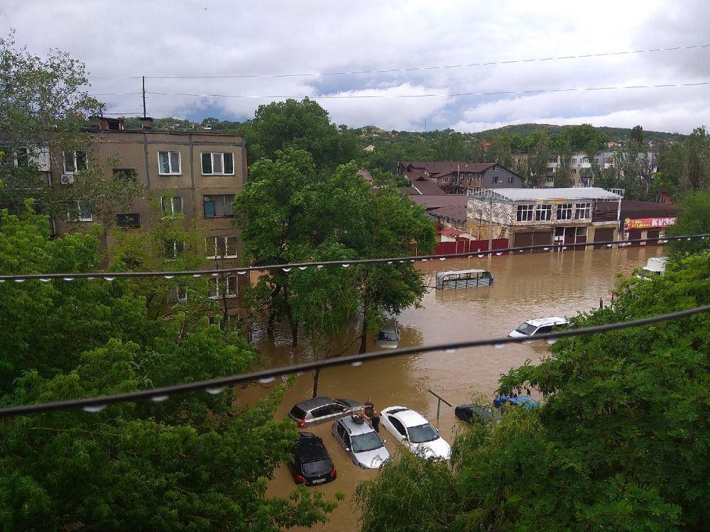 Ситуация в Керчи и Ленинском районе 18 июня 2021: о ликвидации последствий ЧС. Обновляется