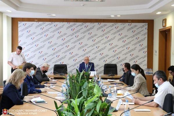 Заседание Комитета по народной дипломатии и межнациональным отношениям