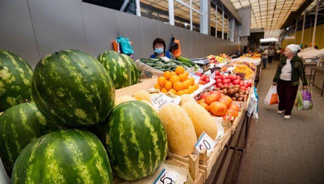 Сколько НТО в Симферополе предлагают продукцию местных производителей