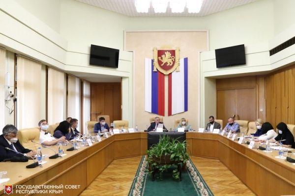 Заседание Комитета по государственному строительству и местному самоуправлению