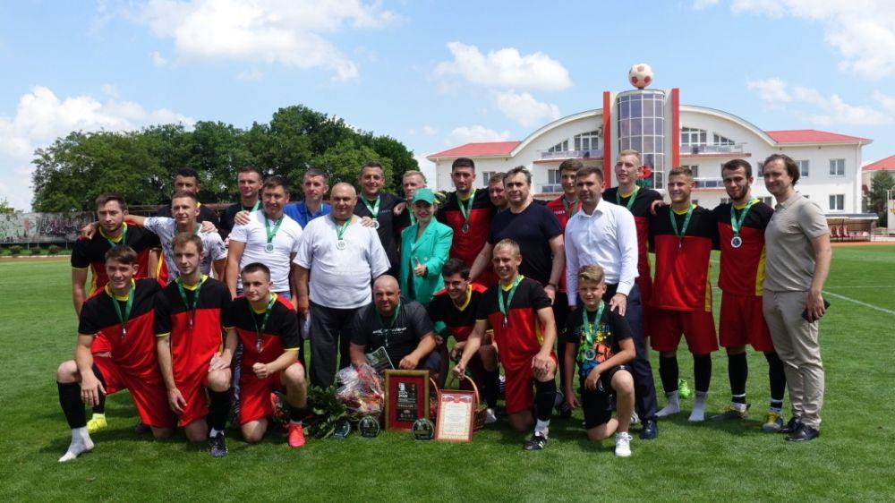 Красногвардейцы стали финалистами Кубка Героев Социалистического труда