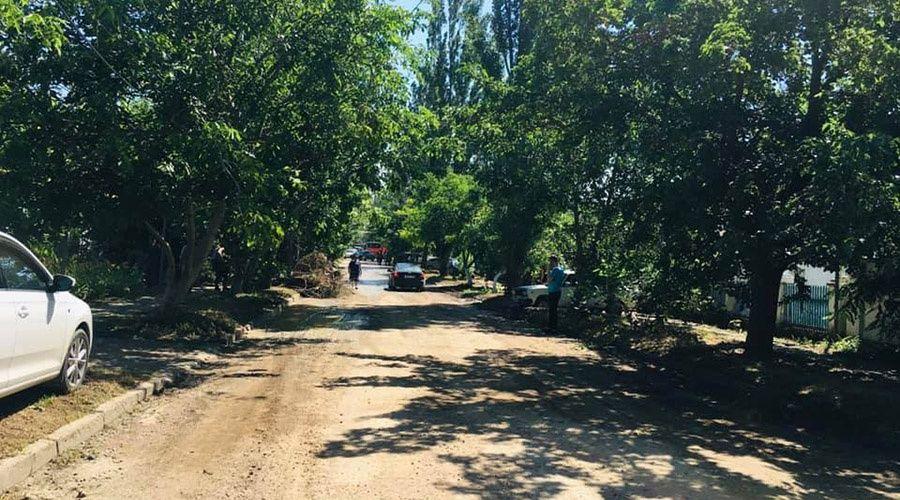 В Керчи начали подсчитывать ущерб от потопа
