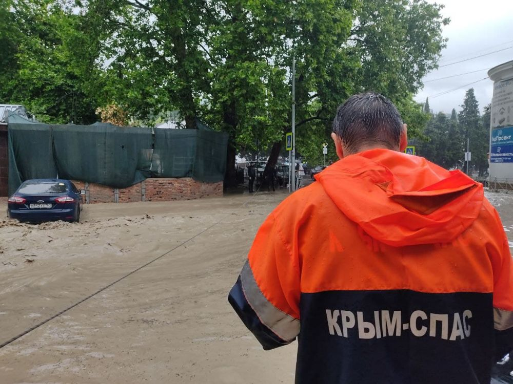 В Ялте на три дня закрыли доступ ко всем достопримечательностям