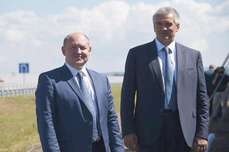 Аксенов и Развожаев возглавили Крымскую территориальную группу «ЕР» на выборах в Госдуму